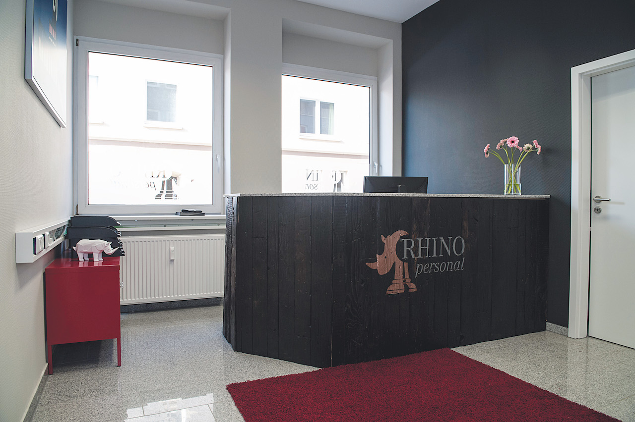 Rhino Personal Arbeitsvermittlung